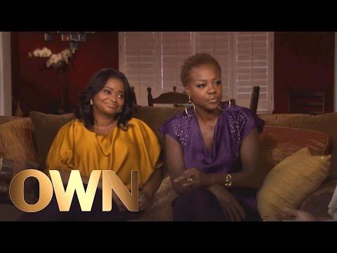 Viola Davis and Octavia Spencer Address Critics  Oprah's Oscar® Special  Oprah Winfrey Network