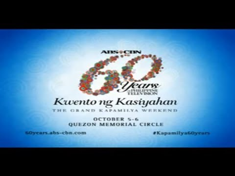 ABS-CBN 60 Years : One Run One Philippines News Update 1