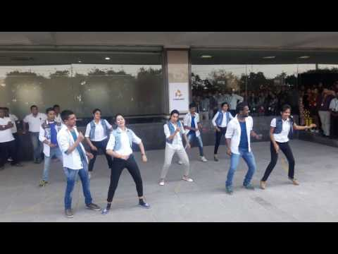 Flash mob indore