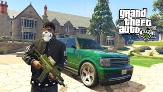 GTA 5 PC Mods - REAL LIFE THUG MOD #15! GTA 5 Real Life Mod Gameplay! (GTA 5 Mod Gameplay)