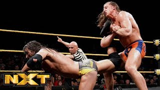 Matt Riddle vs. Adam Cole: WWE NXT, May 8, 2019