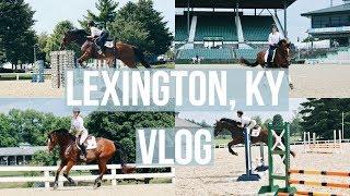 Lexington, KY Vlog | Equestrian Prep