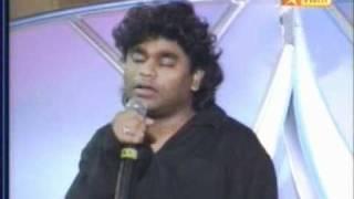 Download Hindi Video Songs - Elaalo... (Chinna chinna Aasai ARR humming LIVE) AR RAHMAN