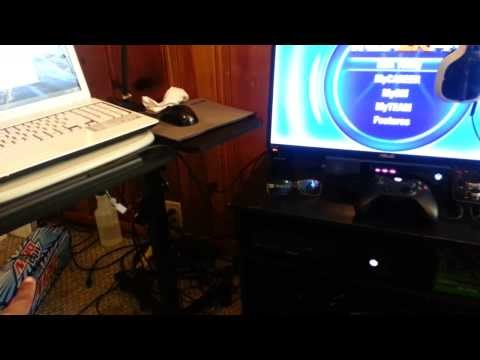 My Twitch.tv Livestream Setup