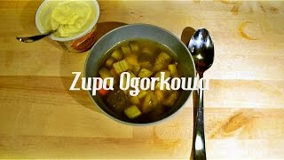 How To: Pickle Soup (zupa Ogorkowa)