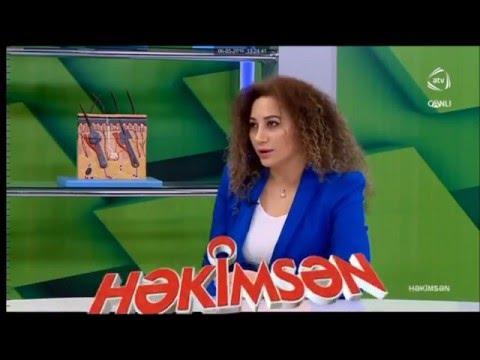 SH - Dr. Şəfa Əliyeva (dermatoloq) - Sizanaqlar (Acne)
