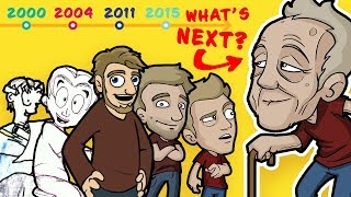 EVOLUTION of the JAZZA AVATAR - WHAT'S NEXT?!