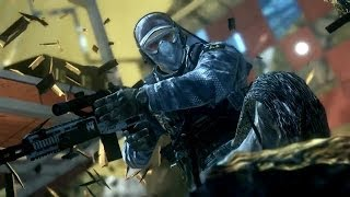 "Call of Duty: Ghosts | ""Free Fall"" Map Gameplay Trailer [EN]"