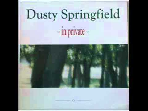 "Dusty Springfield: In Private (12"" Version)"