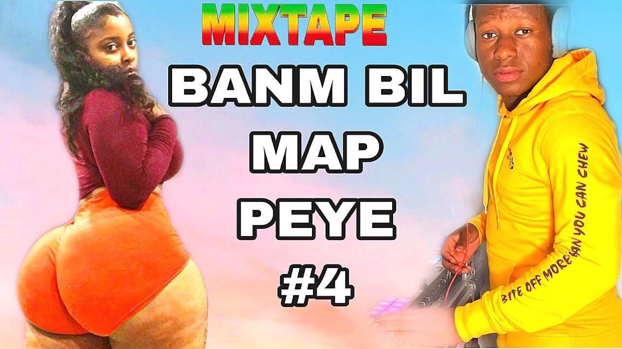 Download Banm Bil Map Peye 🔥Mixtape Part 4🔥 (#Afro #Rabòday 2020)