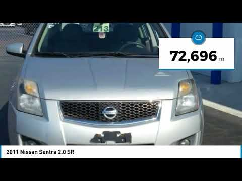 2011 Nissan Sentra Fayetteville NC, Fort Bragg NC, H571923A
