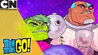 Teen Titans Go! | Motivational Speech | Cartoon Network