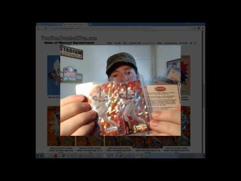 TanManBaseballFan.com - Jose Canseco Baseball Card Collection Volume 2 - Collector's Choice