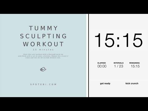 no-equipment-tummy-sculpting-workout-|-spotebi
