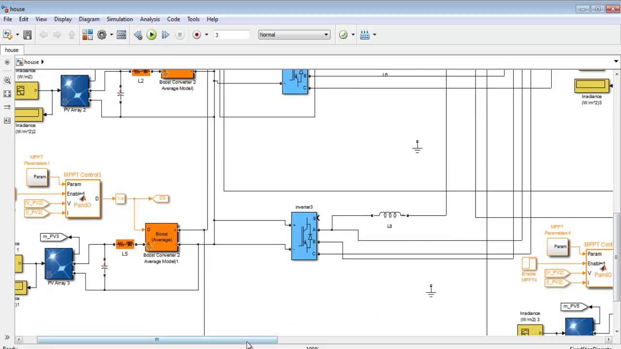hight resolution of pv diagram using matlab