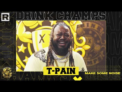 T-Pain On Usher, How He Got Into Auto-Tune, Beyonce, Future & More   Drink Champs