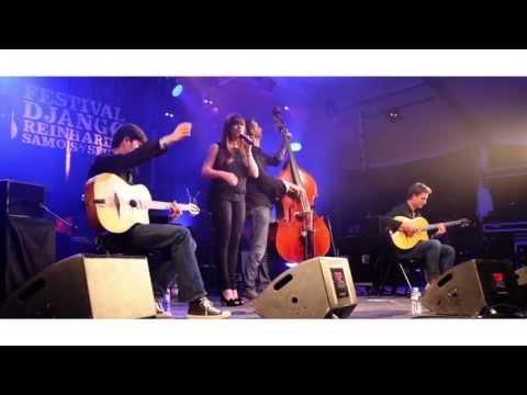 Eva sur Seine - Dream of You @ Festival Django Reinhardt