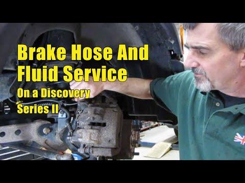 Atlantic British Presents: Installing Brake Hose and Fluid