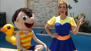 La pool party de beto y pepo -El Show de Bely y Beto