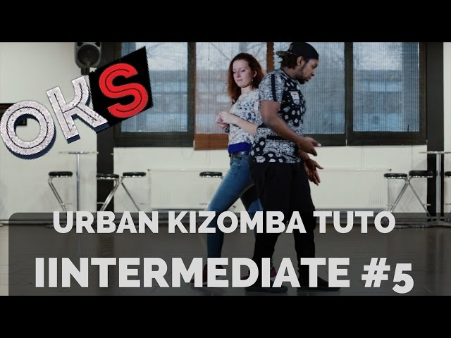 Urban Kizomba Tutorial - Intermediate Move #UI5 🎓 OKS 🎓