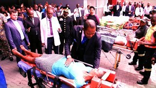 Healing As Not Seen Before in AMI with Pastor Alph Lukau