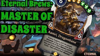 Master of Disaster! - Expedition Brews (Flame of Xulta)