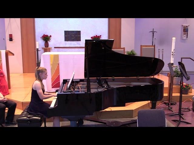 16 Debussy, Claire de Lune