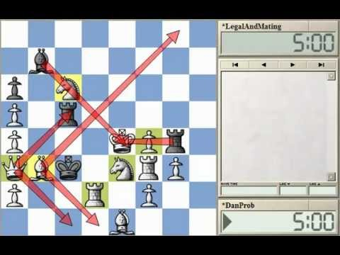 "Chess.FM presents: Dan Heisman's ""The 3 Types of Chess Vision"""