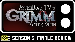 Grimm Season 5 Episodes 21 & 22 Review & After Show | AfterBuzz TV