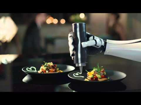 the robotic chef moley robotics youtube. Black Bedroom Furniture Sets. Home Design Ideas