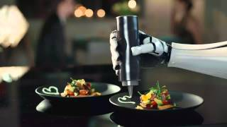 The robotic chef - Moley Robotics