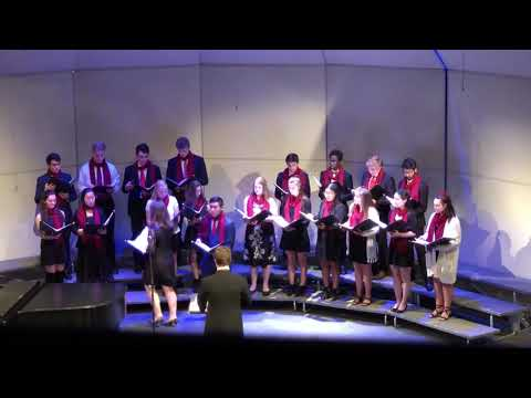 The First, The Governors Academy 2018 Winter Concert Set