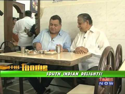 The Foodie - South Indian delights! - Full Episode