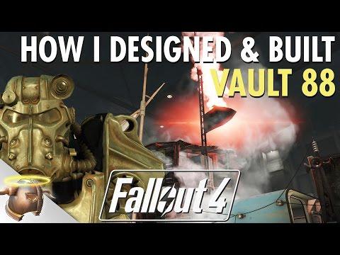 How I built VAULT 88 | Settlement design tips and breakdown