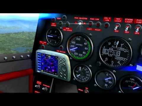 Iris Flight Simulation Software BD-5 Microjet