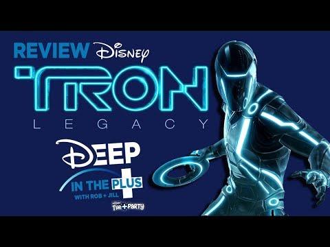 Disney+ Review | Disney's Tron Legacy | Deep In The Plus