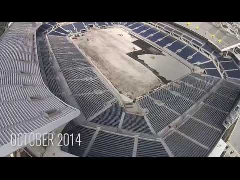 Orlando Citrus Bowl Stadium Reconstruction