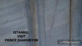 Истанбул встречает ШАХРИЁРА