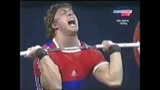 Dmitry Klokov Tribute/Motivation