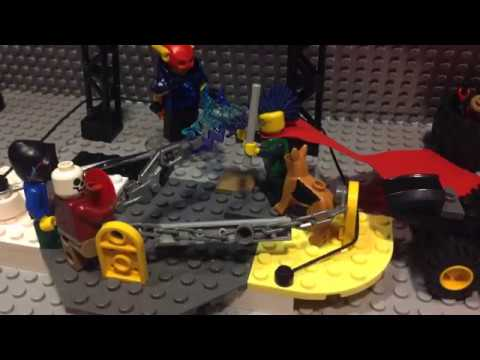 The Defients (Make Your Own LEGO® Movie) - YouTube