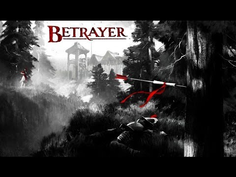прохождение игры betrayer