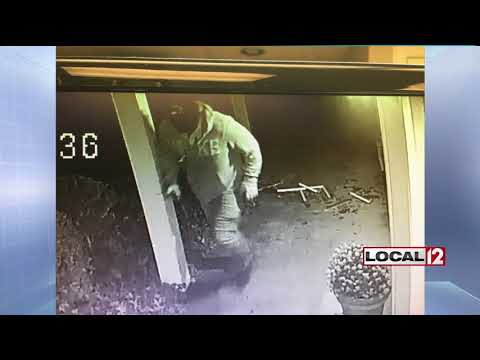 Police Looking For Man Who Broke Into Montgomery Jewelry Store
