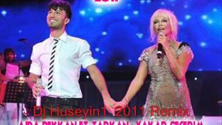 Ajda Pekkan ft Tarkan Yakar Gecerim 2011 Dj Huseyin 1 Remix