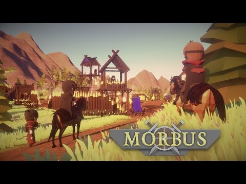 [Unity] MORBUS | MMO Game Project (Development Update 2017)