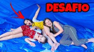 O MELHOR DESAFIO PARA CRIANÇAS - THE BEST CHALLENGE FOR CHILDREN