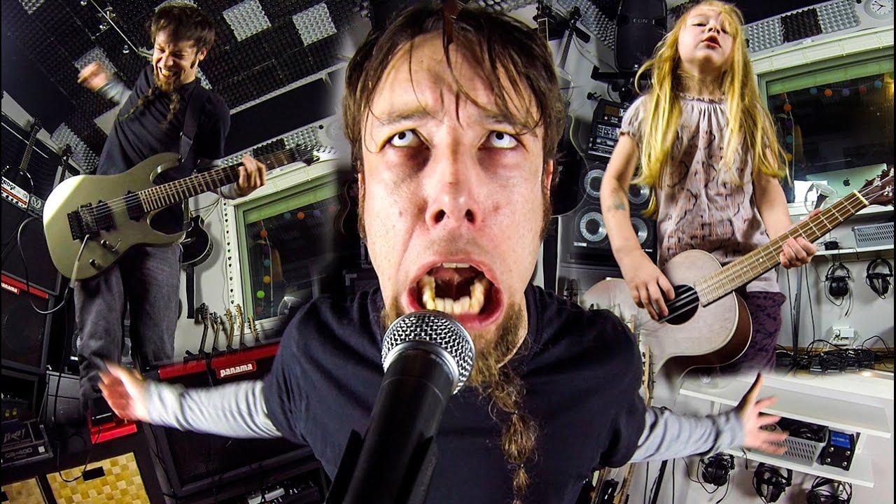 love me like you do metal cover by leo moracchioli youtube