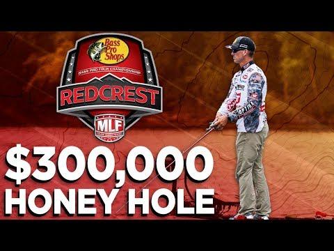Evers' $300,000 Honey Hole | REDCREST