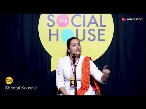 Life of A Prostitute by Sheetal Kaushik | Poetry | The Social House | Whatashort