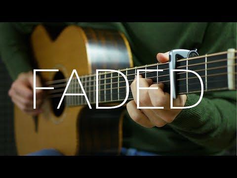 Alan Walker - Faded - Fingerstyle Guitar Cover