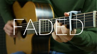 Alan Walker Faded - Fingerstyle Guitar Cover.mp3